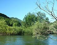 Saint-Ursanne on the Doubs
