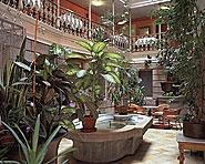 Atrium-Hotel Blume 'Unique'