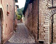 Le chemin historique du Monte S. Giorgio