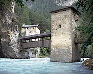 Finstermünz – einsame Festung im Inntal