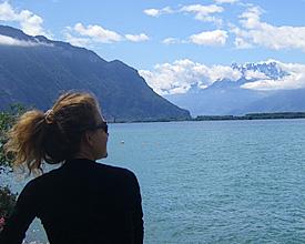 Une semaine en Suisse