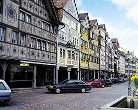 Die Rhein-Route, aber bergwärts