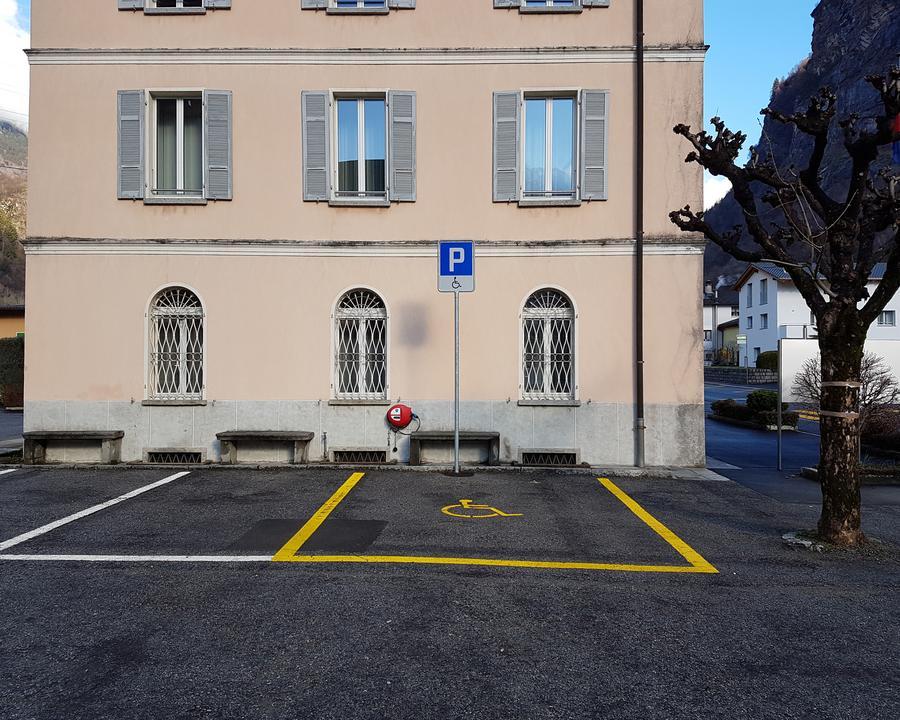 Parkplatz Stadtverwaltung