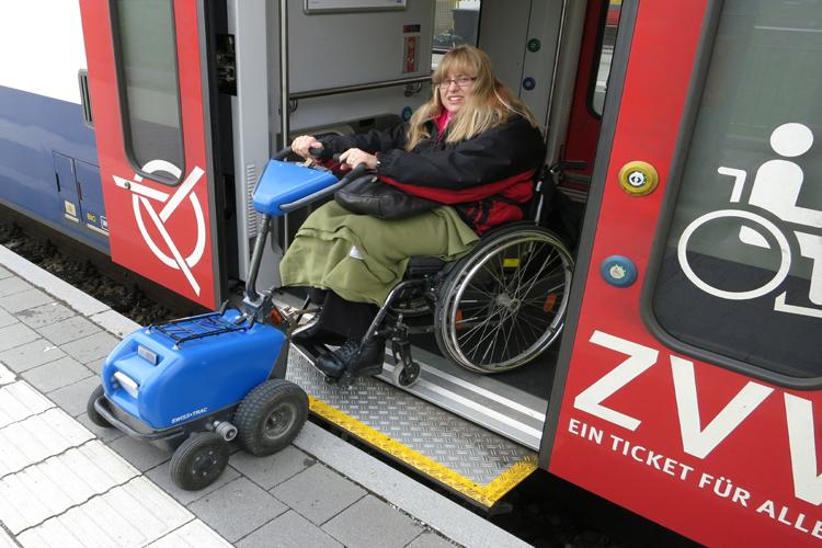 Austieg Bahnhof Pfäffikon