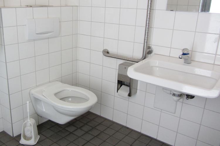 Eurokey-Toilette