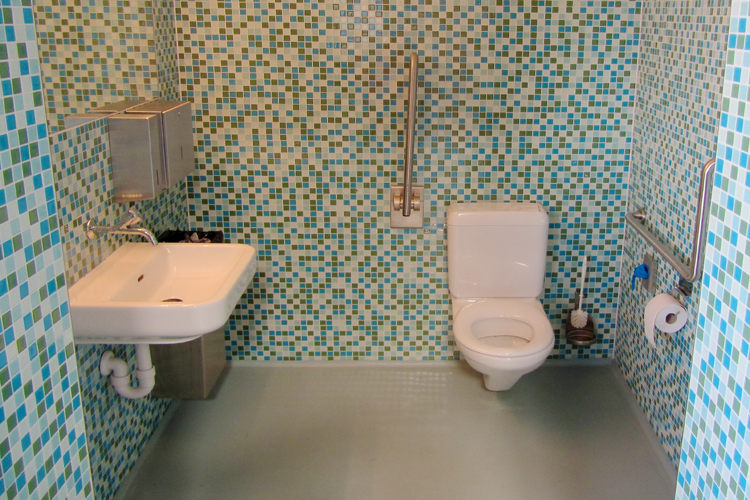 WC Hafen Altnau