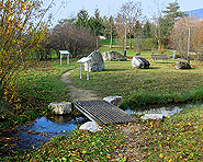 Il giardino dei massi erratici