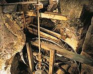 Les Moulins souterrains