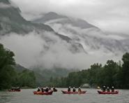 Geführte Tour: Gemütliche Flussfahrt auf dem Ticino