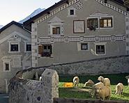 Ortskern und Burg Steinsberg
