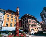 La vielle ville de Bienne