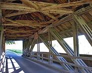 Pont haut de Kerns