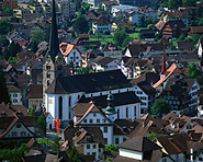 Le village de Stans