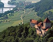 Château fort Hohenklingen