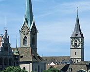 Fraumünster-Kirche