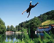 Les trois étangs St. Gallen