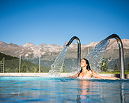 Erlebnisbad und Spa Pontresina