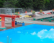 Bruggwiesen indoor and outdoor swimming baths Glattbrugg