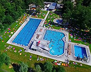 Piscina all'aperto Giessenpark Bad Ragaz