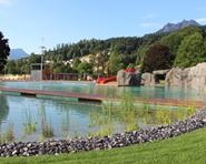 Park bathing complex Kriens