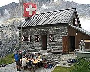 Balmhornhütte SAC