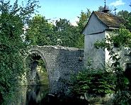 Ste-Apolline Brücke (Villars-sur-Glâne)