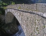 «Port» Wimmis – drei Brückengenerationen