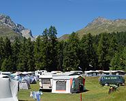 TCS Camping St. Moritz