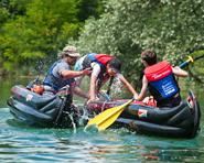 Bootsmiete: Kanufahren auf dem Rhein auf eigene Faust