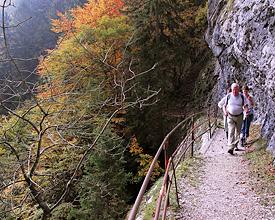 Chemin des Gorges de Covatannaz