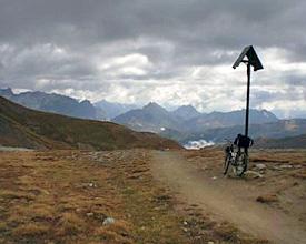 My ride on Alpine Bike