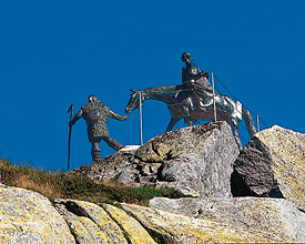Suworow-Denkmal
