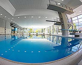Erlebnis-& Hallenbad Obere Au Chur