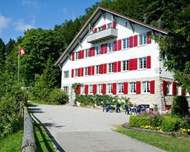 Seminar- und Ferienhaus Tannenheim