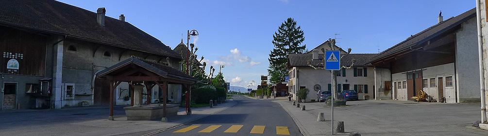 Chavannes de bogis schweiz mobil wanderland for Tour de chavannes