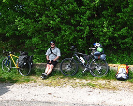 Gotthard noch zu – darum über Oberalp und Lukmanier nach Bellinzona