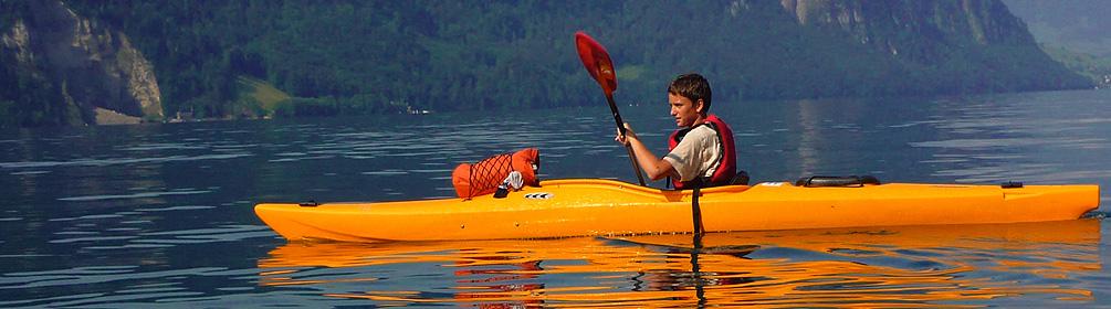 50 Vierwaldstaettersee Kanu