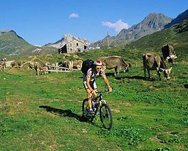 Alpi Bedretto Bike