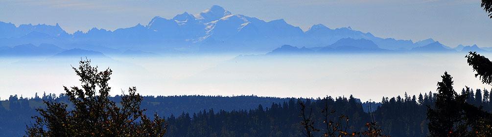 Balade du mont d 39 or schweiz mobil wanderland - Mont d or four ...