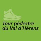 Tour pédestre du Val d'Hérens