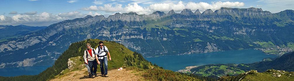 7-Gipfel- und 14-Seeblick-Tour